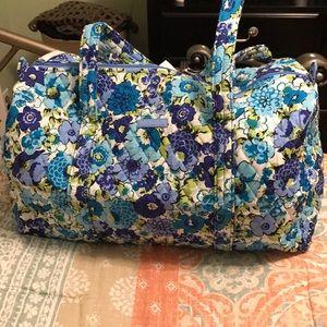Vera Bradley small duffle bag, NWT!